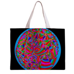 Magical Trance Tiny Tote Bag by icarusismartdesigns
