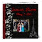 prom1meg - 8x8 Photo Book (20 pages)