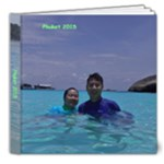 Phuket2015 - 8x8 Deluxe Photo Book (20 pages)
