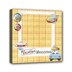 Travel mini canvas 6x6 - Mini Canvas 6  x 6  (Stretched)