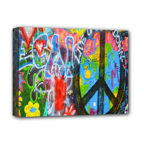 The Sixties Deluxe Canvas 16  X 12  (framed)  by TheWowFactor