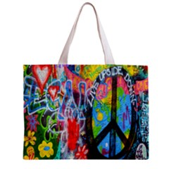 The Sixties Tiny Tote Bag by TheWowFactor