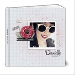 Danni 2014-15 - 6x6 Photo Book (20 pages)