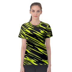 Camouflage Women s Sport Mesh Tee by LalyLauraFLM