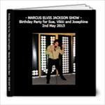 Marcus Elvis Show - 8x8 Photo Book (20 pages)