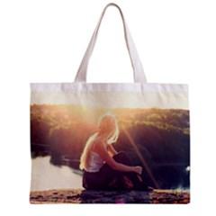 Boho Blonde Tiny Tote Bag by boho