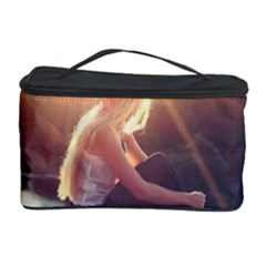 Boho Blonde Cosmetic Storage Case by boho