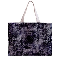 Nature Collage Print  Tiny Tote Bag