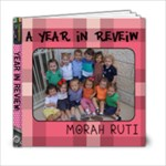 Gan year in review - 6x6 Photo Book (20 pages)