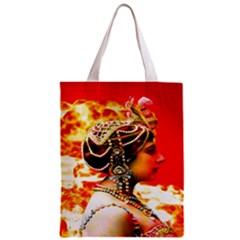 Mata Hari Classic Tote Bag by icarusismartdesigns