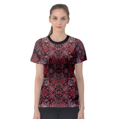 Luxury Ornate Women s Sport Mesh Tee by dflcprintsclothing