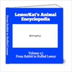 R-animals - 6x6 Photo Book (20 pages)