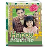 fathers day - 8x10 Deluxe Photo Book (20 pages)