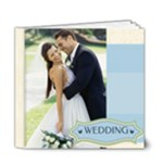 wedding  - 6x6 Deluxe Photo Book (20 pages)