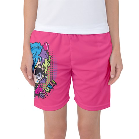 Women s Basketball Shorts Front