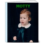 motty - 8x10 Deluxe Photo Book (20 pages)