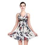 graffiti  - Reversible Skater Dress