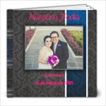 BODA1 - 8x8 Photo Book (20 pages)