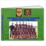 SAPSASA SouthWest - 11 x 8.5 Photo Book(20 pages)
