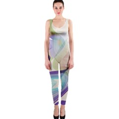 abstract OnePiece Catsuit by infloence