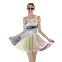 Abstract Skater Dress by infloence