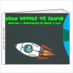 Grade 5 Space Book - 7x5 Photo Book (20 pages)