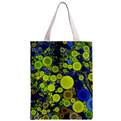 Polka Dot Retro Pattern Classic Tote Bag