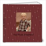 Paul s 3rd Year - 8x8 Photo Book (20 pages)