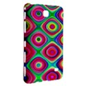Psychedelic Checker Board Samsung Galaxy Tab 4 (8 ) Hardshell Case  View3