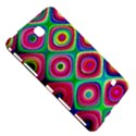 Psychedelic Checker Board Samsung Galaxy Tab 4 (8 ) Hardshell Case  View5