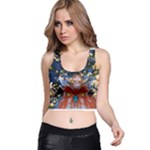 Friends - Racer Back Crop Top