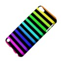 Rainbow Stripes Apple iPod Touch 5 Hardshell Case View4