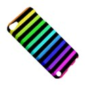 Rainbow Stripes Apple iPod Touch 5 Hardshell Case View5