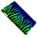 Rainbow Zebra Apple iPad 3/4 Hardshell Case (Compatible with Smart Cover) View5