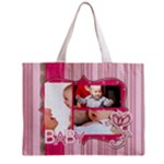 baby - Zipper Mini Tote Bag
