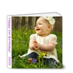 Josie - 4x4 Deluxe Photo Book (20 pages)