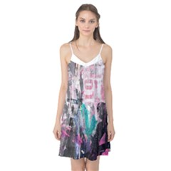 Graffiti Grunge Love Camis Nightgown