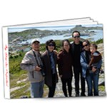 fogo island Inn - 9x7 Deluxe Photo Book (20 pages)