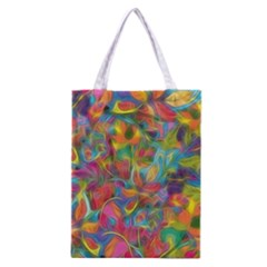 Colorful Autumn Classic Tote Bag by KirstenStar