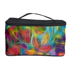 Colorful Autumn Cosmetic Storage Case by KirstenStar