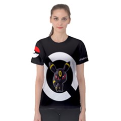 LadyUmbreon Women s Sport Mesh Tee by TheDean