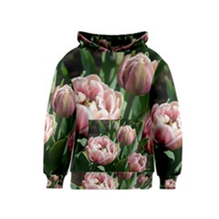 Tulips Kid s Pullover Hoodie by anstey