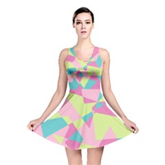 Abstraction Reversible Skater Dress by olgart