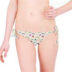 Mustaches Bikini Bottom by boho