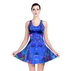 Organic Connection Reversible Skater Dress
