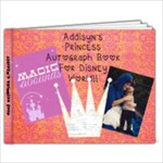 Addisyn Princess Book take 2 - 9x7 Photo Book (20 pages)