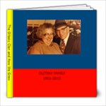 Extended Family - 8x8 Photo Book (20 pages)