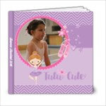 Ballerina-Dancer 6x6 Photo book (20 pgs) - 6x6 Photo Book (20 pages)