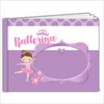 Ballerina -Dancer 9x7 Photo Book(20 pages) - 9x7 Photo Book (20 pages)