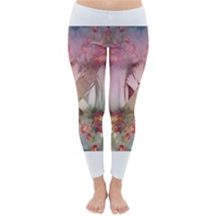 Cell Phone   Nature Forces Winter Leggings
